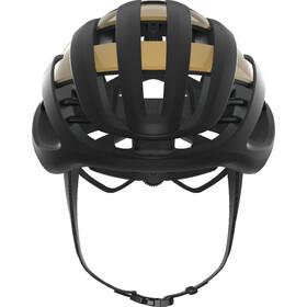 ABUS AirBreaker Helmet black gold